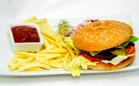 Бургер «SKY»